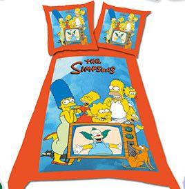 Simson család 2részes ágynemű huzat