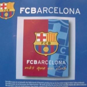 Polár takaró FC Barcelona