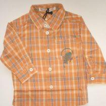 Manai fiú kockás ing 74-86