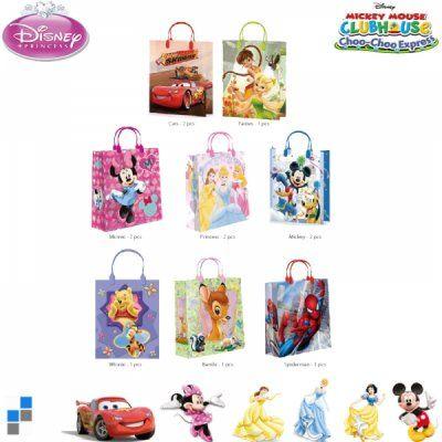 Disney ajándék táska 22X25cm