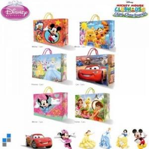 Disney ajándék táska 39X32cm
