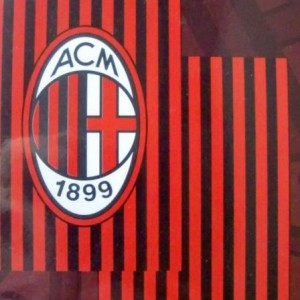 AC Milan ágynemű huzat