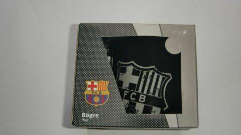 Barcelona bögre fekete