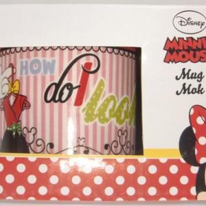 Disney bögre Minnie