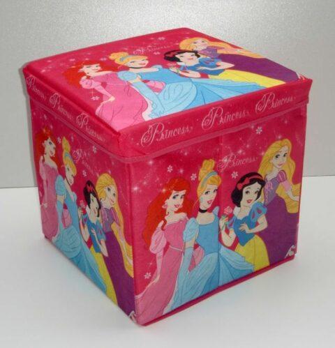 Hercegnős tároló doboz 30x30