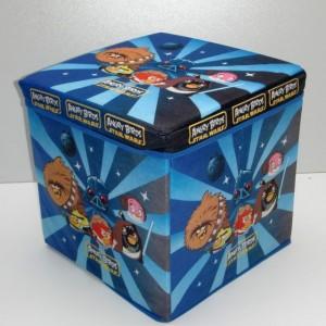 Angry Birds tároló doboz 30X30