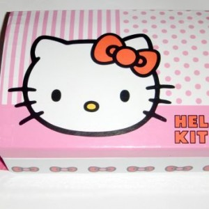 Helló Kitty észertartó