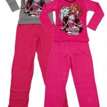 Lány pizsama Monster High 2szín 116