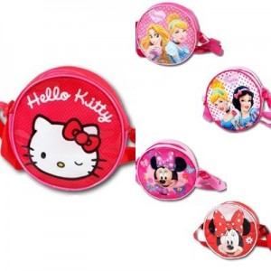 Lány táska Disney mintás
