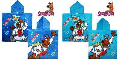 Scooby Doo Poncsó 60X120 2színben