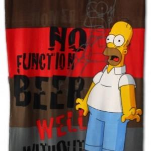 Simpsons  polár takaró 120X150