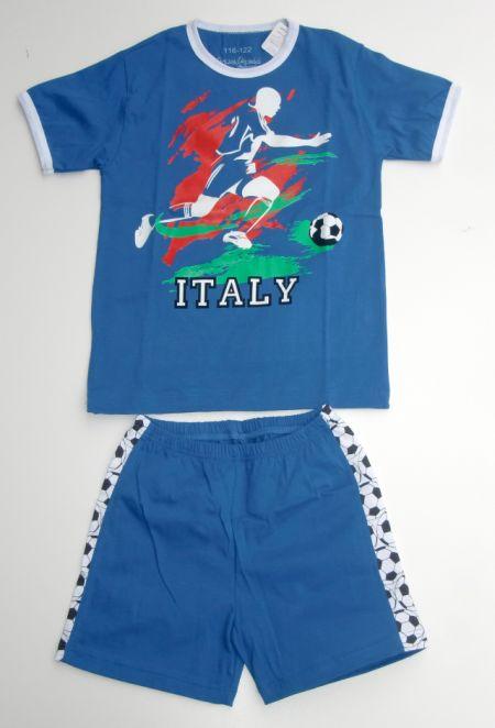 Fiú pizsama olasz focis 104-110 – GYERMEKRUHASHOP c926d30915