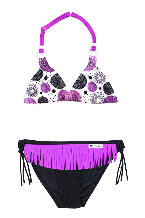 Cocobana Lány bikini lila 158 164