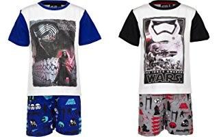 Fiú rövid pizsama Star Wars 104-116 2szín – GYERMEKRUHASHOP 519b3c2625