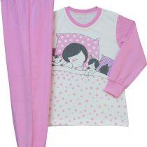 Lány pizsama Minion 2szín szürke104 – GYERMEKRUHASHOP ec82a17b00