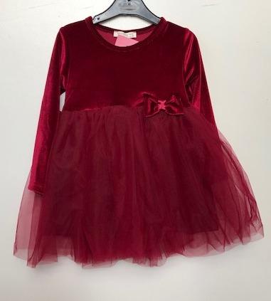 425cabc00f Lány ruha bordó 92-98 – GYERMEKRUHASHOP